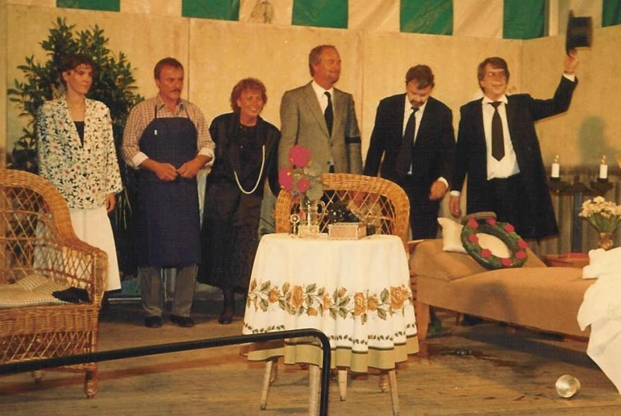 Gruppenfoto 1988