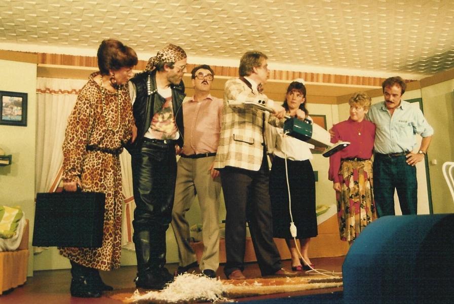 Gruppenfoto 1992
