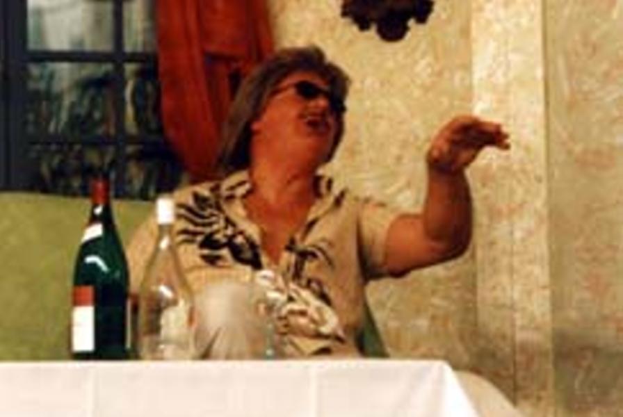 Bühnenstück 2003 – Diagnose Alptraum