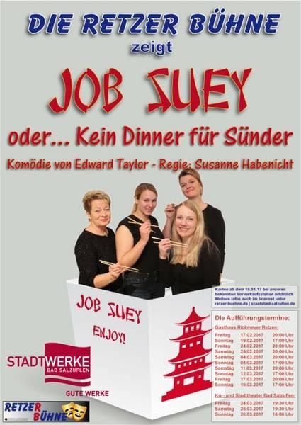 """Spielzeit 2017 - """"Job Suey"""""""