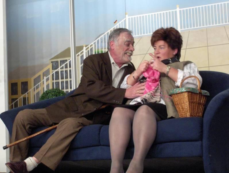 Bühnenstück 2007 – Immer Ärger mit den Alten