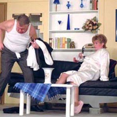 Bühnenstück 2004 – Bei Charly Haggerthy ist Mumps