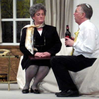 Bühnenstück 2006 – Und ewig rauschen die Gelder
