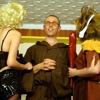 Bühnenstück 2008 – Zum Teufel mit dem Sex!