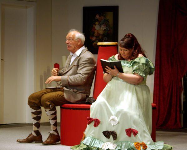 Bühnenstück 2010 – Pension Schöller